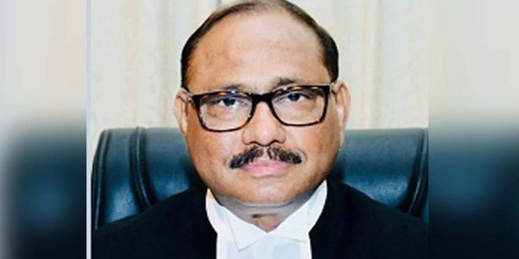 Justice AK Tripathi