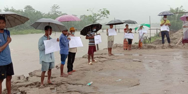 Lakhimpur flood