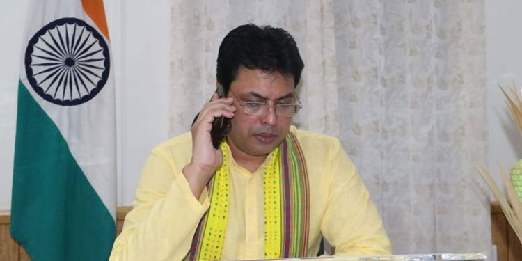 Tripura C to review COVID-19 situation in state