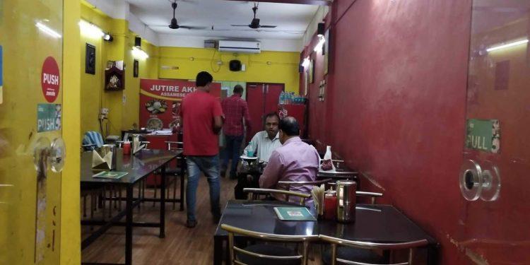 Restaurants in Assam