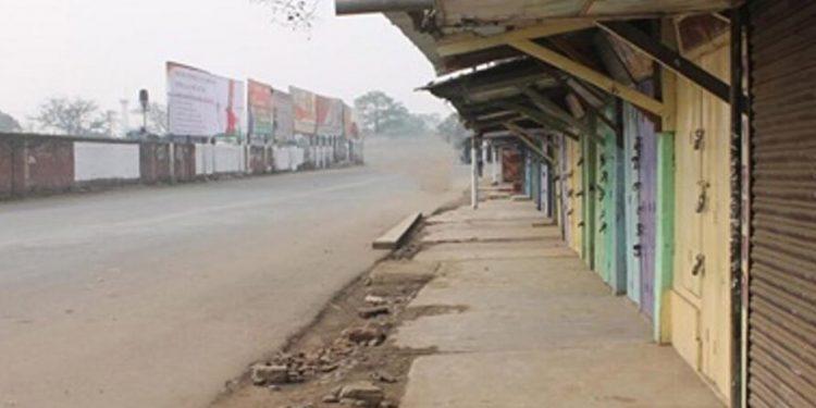 A representational image for curfew in Itanagar. Image credit: Sentinel Assam