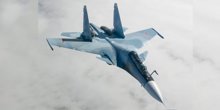 Representational image of Su-30. Image credit: Zee News