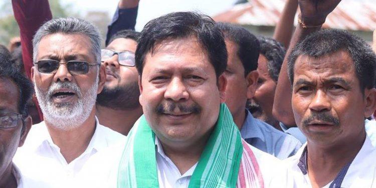 Kokrajhar MP Naba Sarania