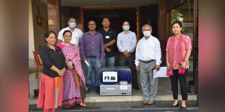 IBSD hands over kits, instrument to RIMS