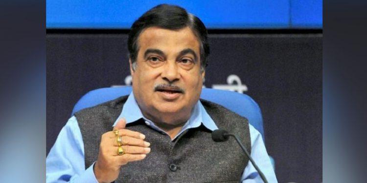 Union transport minister Nitin Gadkari. Image credit: The Hindu