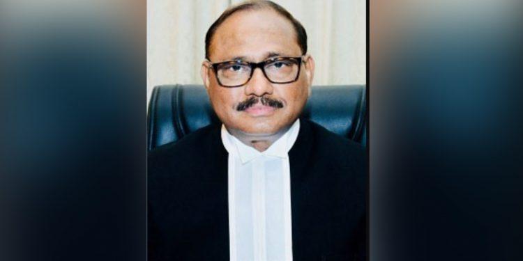 Justice AK Tripathi. Image credit: NDTV