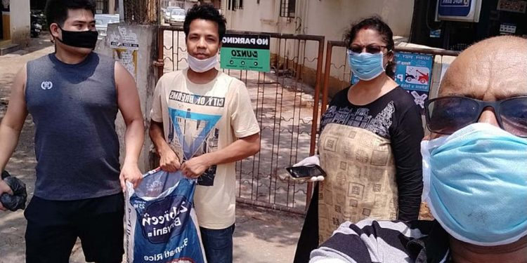 Tripura people stranded in Maharashtra