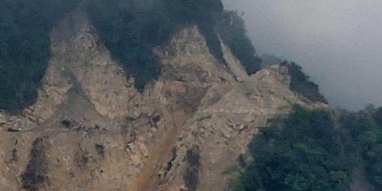 Torrential rains trigger landslides in Arunachal 1
