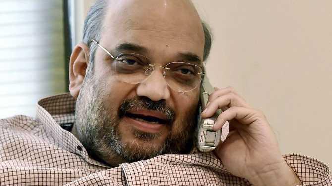 Amit Shah seeks CMs' views on COVID-19 lockdown extension 1