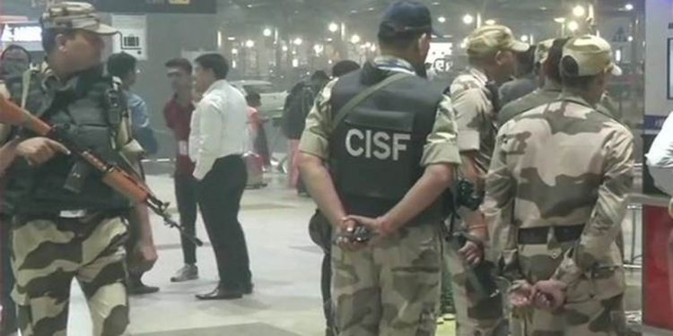 Of the 64 CISF personnel infected with the virus, 33 are in Mumbai, 22 in Delhi, five in Kolkata and two each in Greater Noida and Ahmedabad.