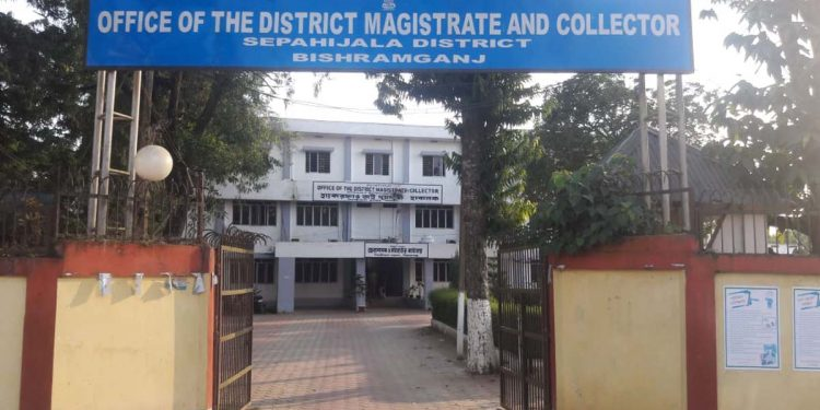 Sepahijala DM office