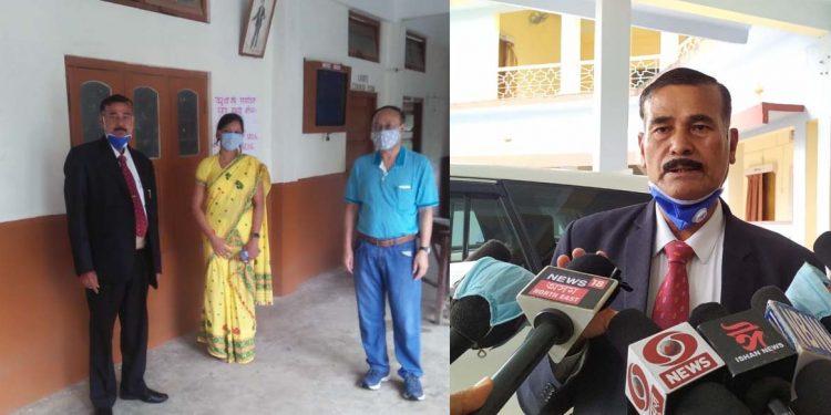 AHRC member in Goalpara and Kokrajhar