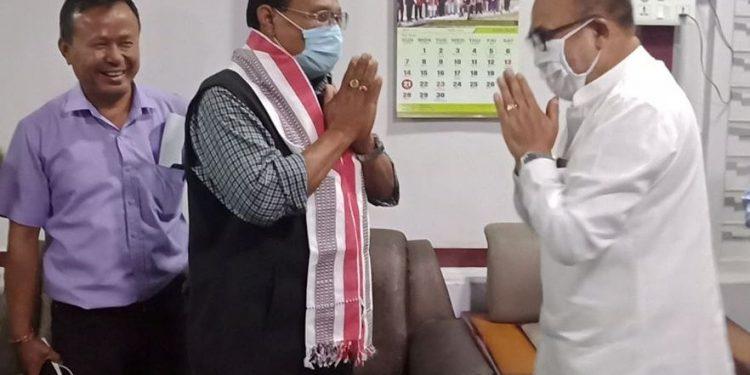 Saikhom Tikendra Singh