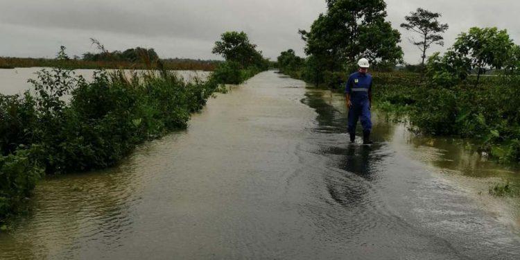 Baghjan flood
