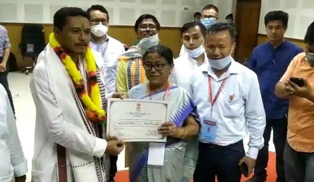 Manipur's royal scion Leisemba