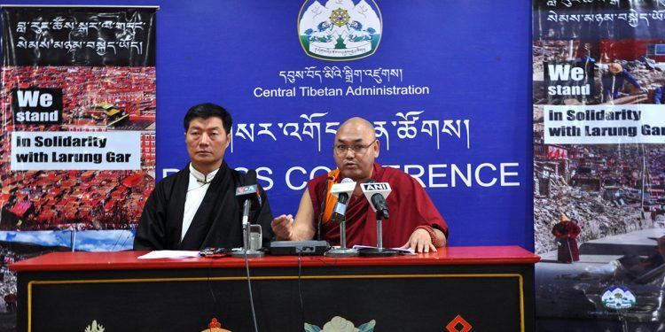 Tibetan exile admin hails UNHRC call against China 1