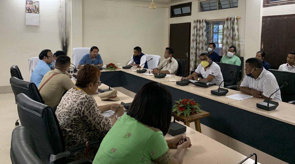 Meghalaya CM visits Quarantine, Corona Care Centres in 3 Garo Hills districts 4