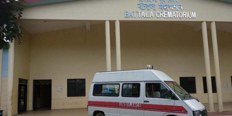 Battala Cremation