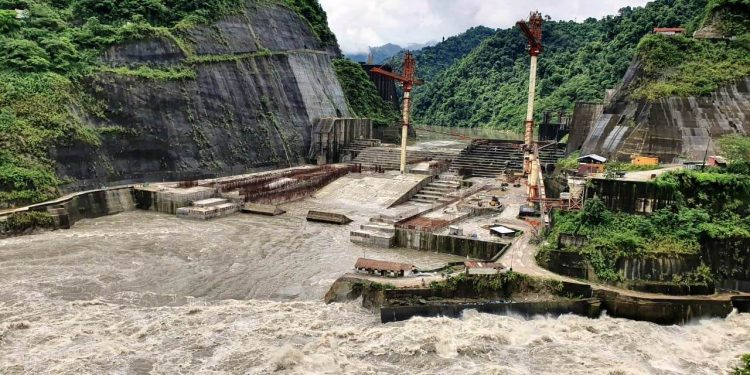 Arunachal inks MoA with NEEPCO for two hydropower projects in Tawang & West Kameng 1