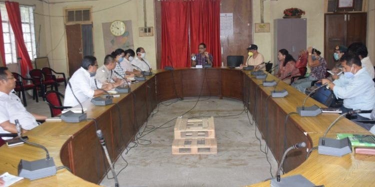 Dimapur deputy commissioner