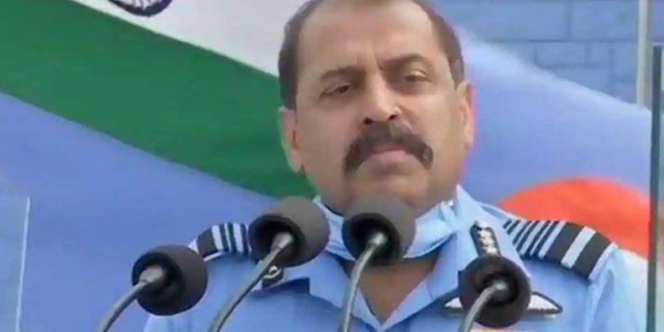 IAF chief RKS Bhadauria.
