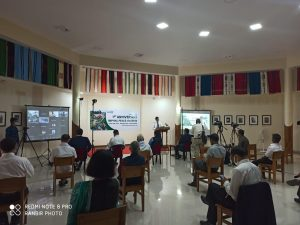 Manipur: First anniversary of Imphal Peace Museum held on digital platform 1