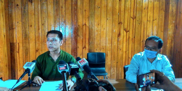 Manipur education minister Dr Th Radheshyam. Image: Northeast Now