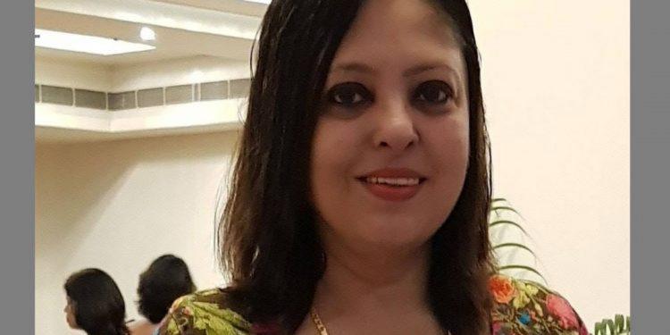 Indrani Goswami
