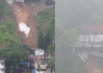 Landslide in Guwahati