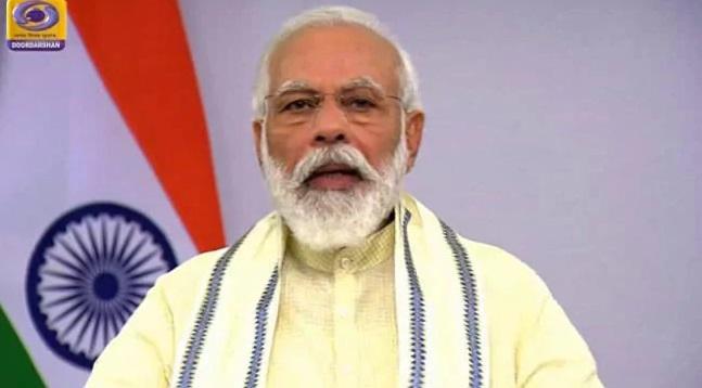 PM Modi addresses nation amid border tension with China, coronavirus crisis