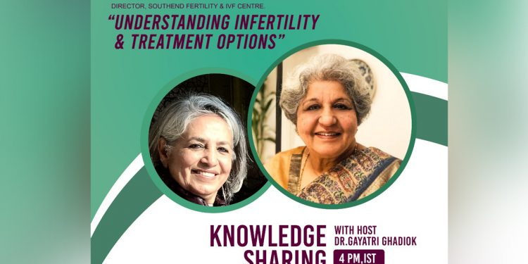 Knowledge sharing series on male infertility this Saturday 1