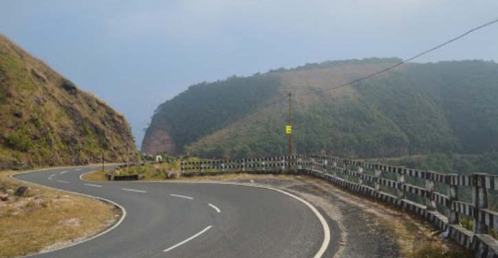 Shillong-Tamabil highway expansion: Defence Ministry parts land for 4-lane road 1