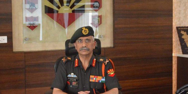 Army Chief General Manoj Mukund Naravane. Image credit: New Indian Express