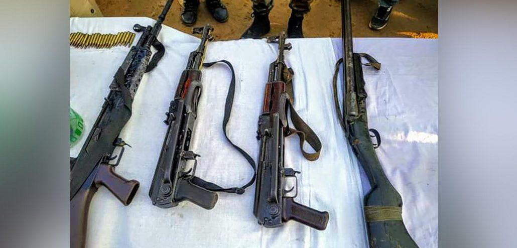 Assam: Karbi Anglong police arrest three rhino poachers 2