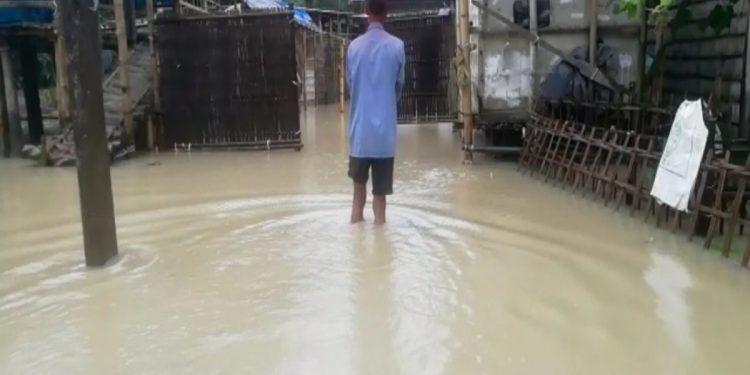 Assam: Flood wreaks havoc in Bajali 1