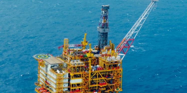 Shwe oil & gas project in Myanmar