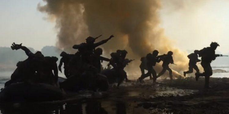 India China clash in Galwan