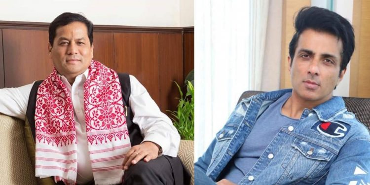 Assam CM praises Sonu Sood for airlifting stranded migrants from Mumbai to Silchar 1