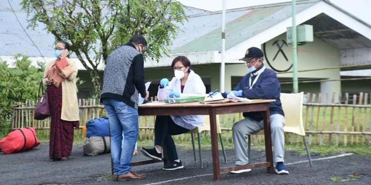22 returnees discharged from quarantine centre in South Sikkim 1