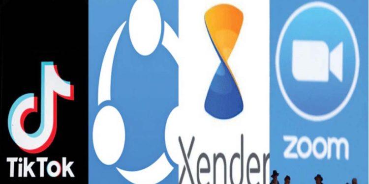 TikTok Zoom Xender