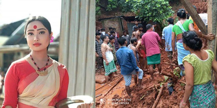 Budding Assam dancer dies in Guwahati landslide 1