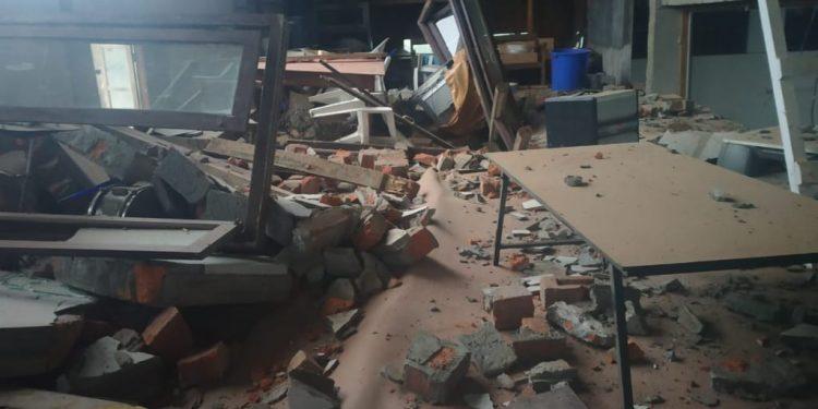 Alert in Mizoram after successive earthquakes 1