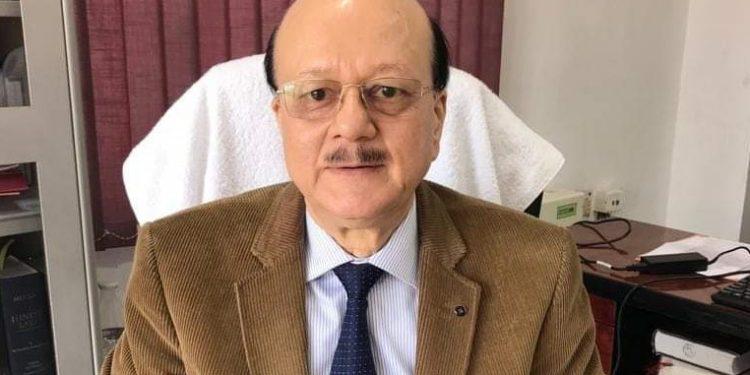 File image of Justice Arun Chandra Upadhyay