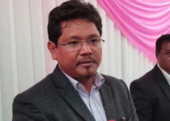 CM Conrad K Sangma