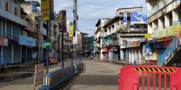 Dimapur town