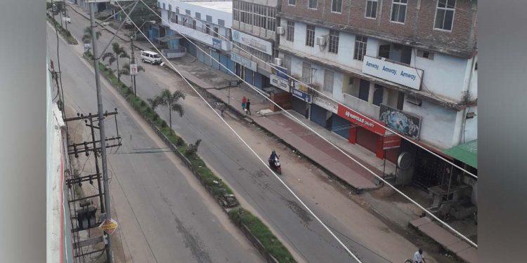 Dimapur road