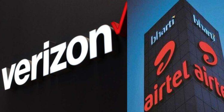 Airtel and Verizon