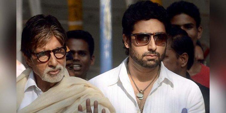 Amitabh and Abhishek