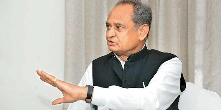 Rajasthan CM Ashok Singh Gehlot