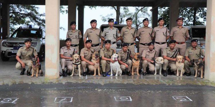 Canine squad
